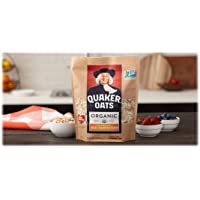 4-Pack Quaker Gluten Free Old Fashioned Rolled Oats 24oz