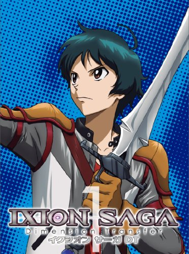 Ixion Saga DT 1 DVD [Japan Import]