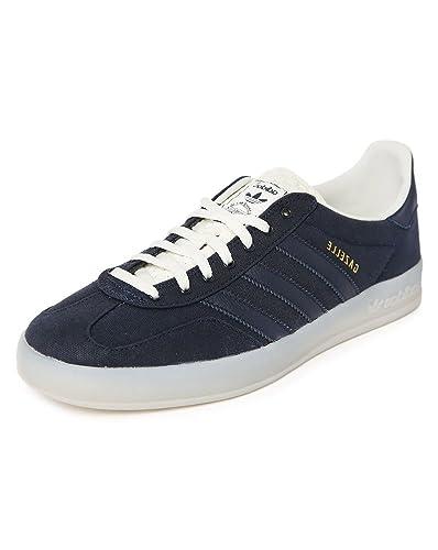 adidas schuhe weiß, Herren Adidas Gazelle Indoor Grün Schuhe