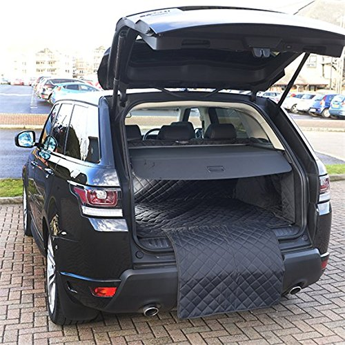 Range Rover Sport Cargo Liner Trunk Mat - Quilted, Waterproof & Tailored - 2014 to 2018 (Generation 2)