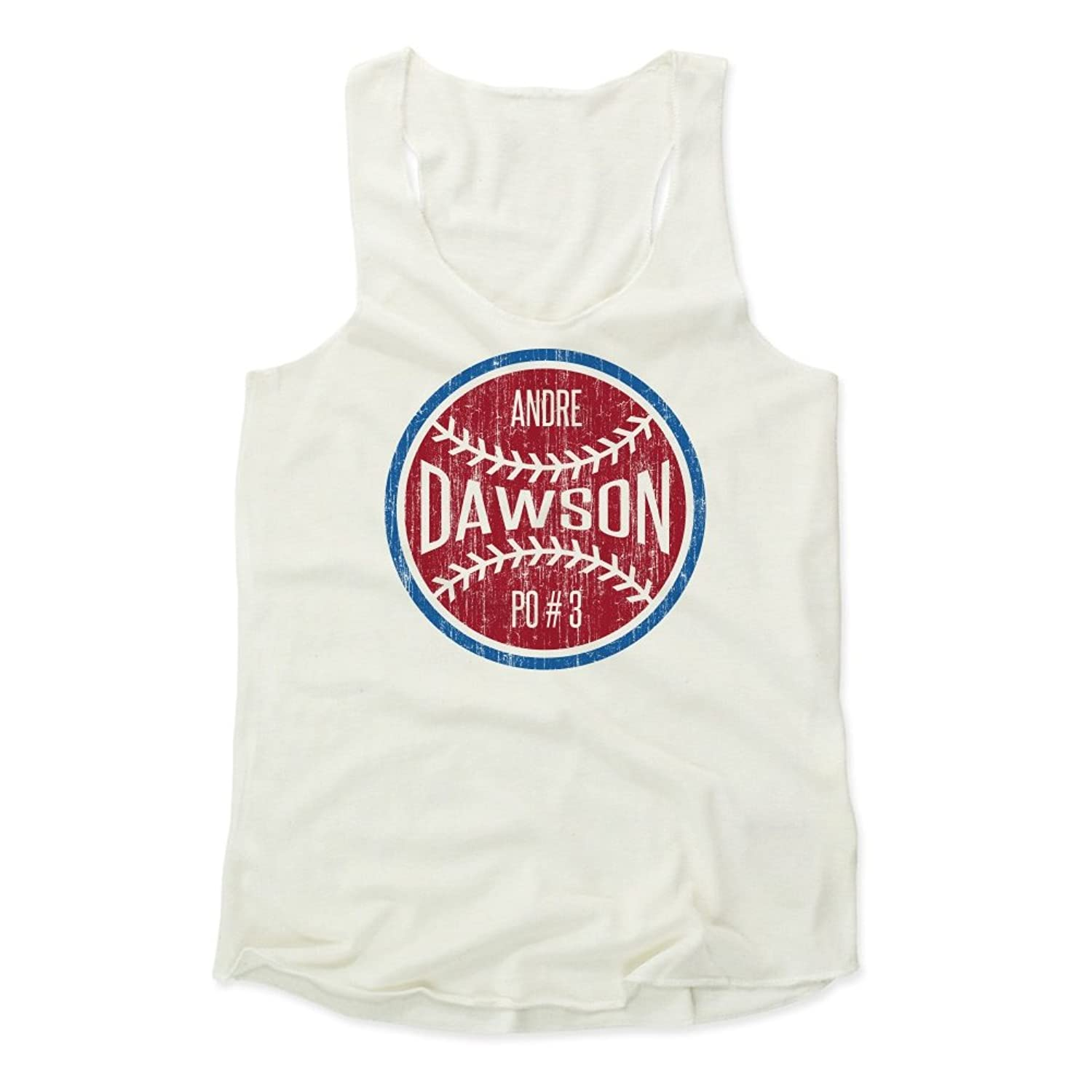 Andre Dawson Ball R Throwbacks Women's Tank Top