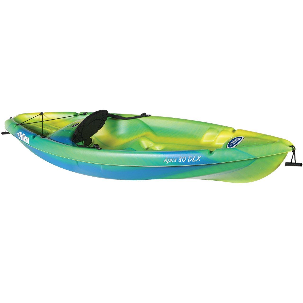 Amazon Pelican International Apex 80 DLX Sit On Top Kayak Sports Outdoors