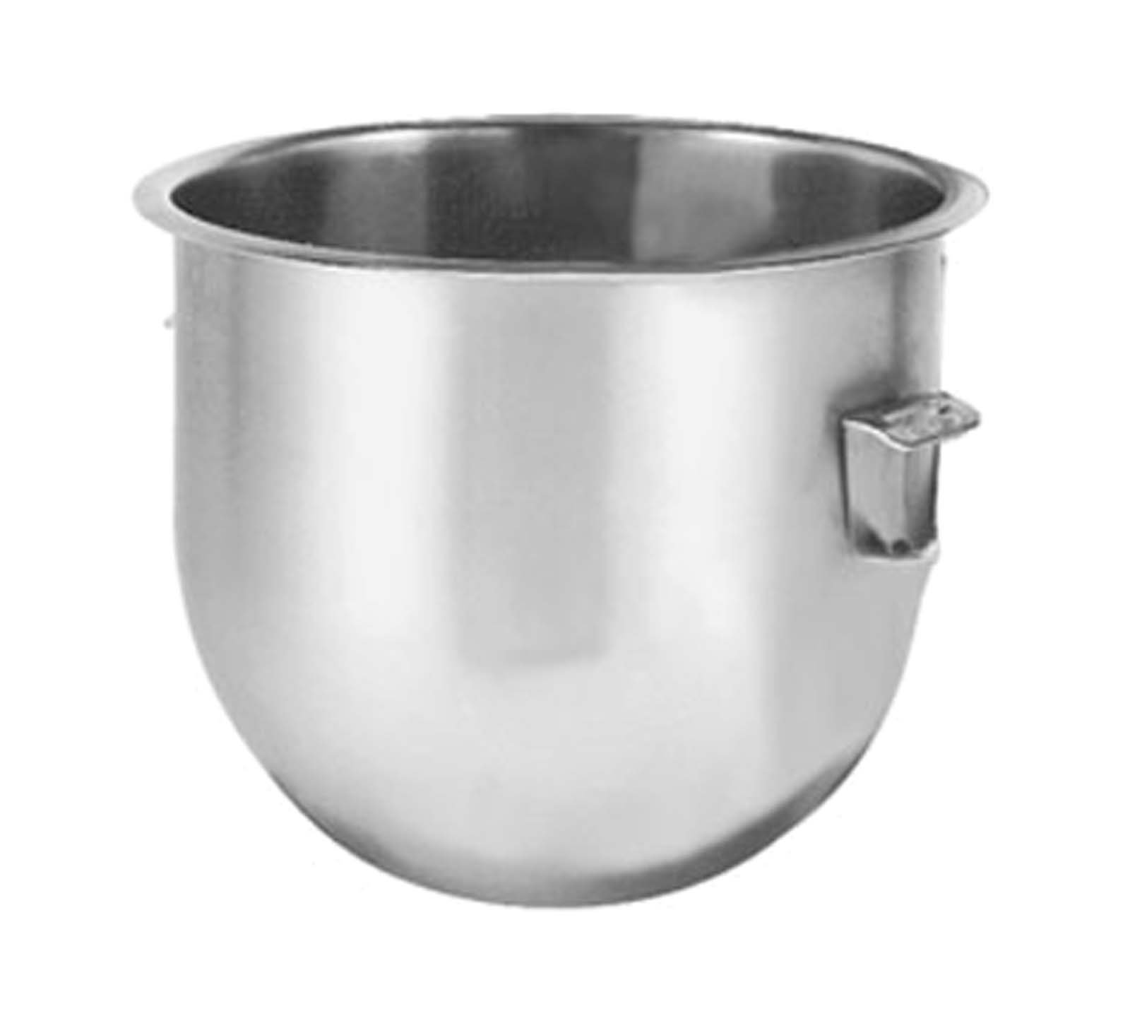 Hobart BOWL-SST005 S/S 5 Qt Bowl for N50 Mixer
