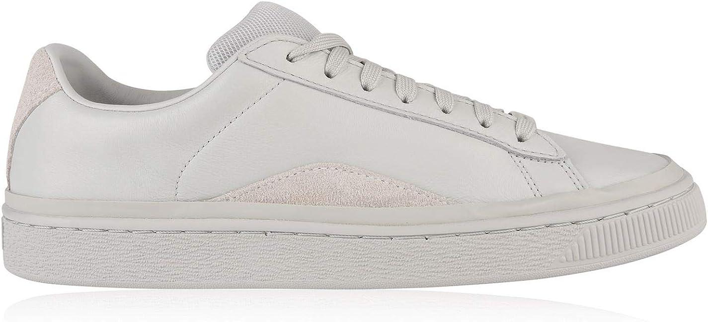 X Han Kj/øbenhavn Basket PUMA 36718502 Color: Grey Size: 10.0