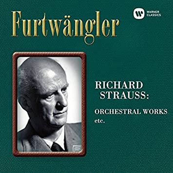 R.シュトラウス:管弦楽曲集