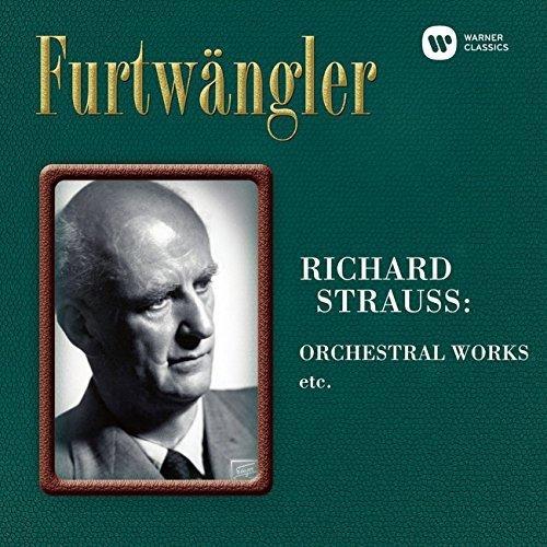 SACD : Wilhelm Furtwangler - Richard Strauss: Orchestral Works Et (Japan - Import)
