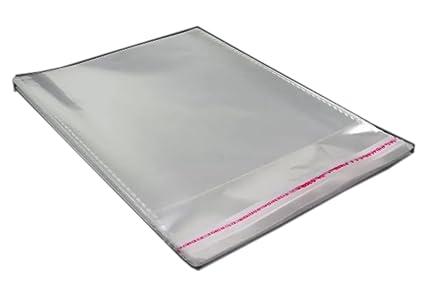 Lagiwa® - Lote de 100 bolsas fundas 30 x 40 cm alta ...