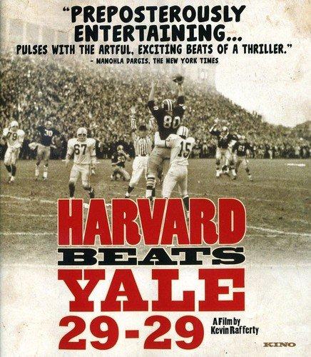 Blu-ray : Harvard Beats Yale 29-29 (Widescreen)
