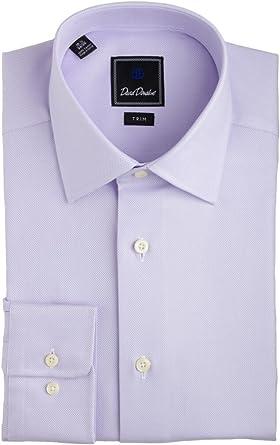 David Donahue Royal Oxford - Camisa de Vestir para Hombre ...
