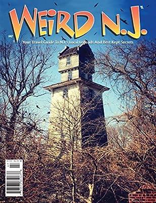 Weird NJ Issue #47 (Fall/Winter 2016)