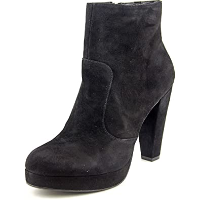 Women's Rancee Suede Ankle-High Leather Boot