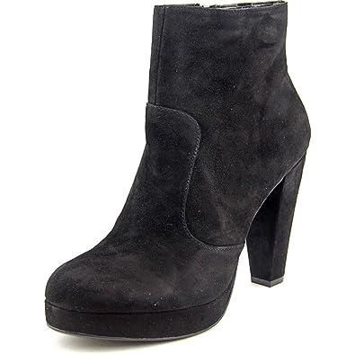 Amazon.com | Steve Madden Womens RANCEE Almond Toe Leather Fashion ...