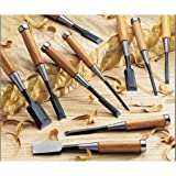 Grizzly G7102 Japanese Chisels, 10-Piece