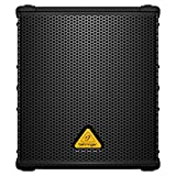 Behringer B1200D-PRO Active 500-Watt 12-Inch PA Subwoofer with Built-In Stereo Crossover
