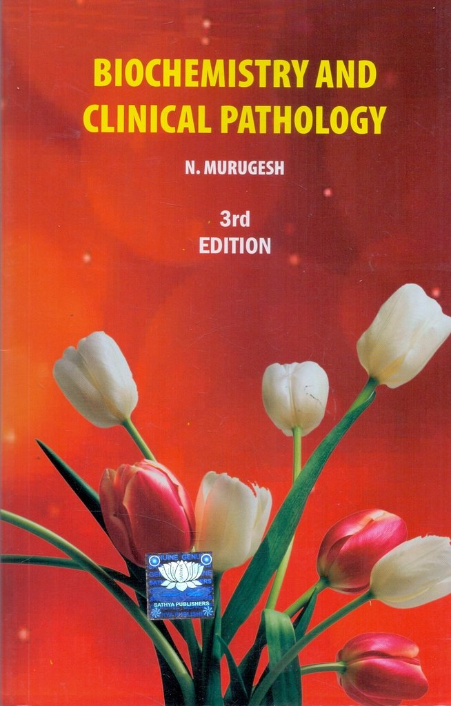 Amazon.in: Buy Biochemistry and Clinical Pathology Book Online at ...