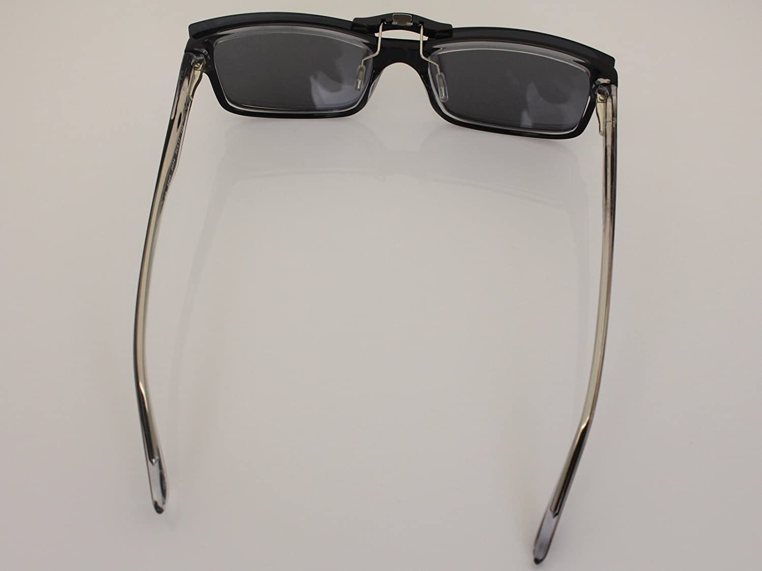 5c1f25a513 Custom Fit Polarized CLIP-ON Sunglasses For Ray-Ban RB5228 53X17 HD Yellow  COODY