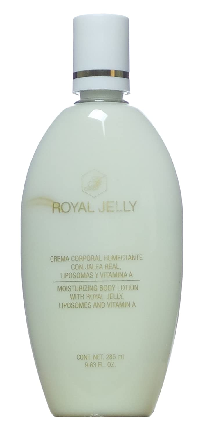 Amazon.com : Royal Jelly Moisturizing Body Lotion with Royal Jelly, Liposomes, Vitamin A YTBJ : Beauty