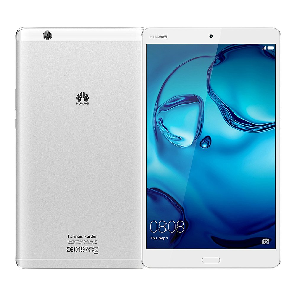 huawei 8 inch tablet. buy huawei mediapad m3 (btv-w09) 4gb / 32gb 8.4-inch wifi tablet pc - international stock no warranty (silver) online at low prices in india amazon.in 8 inch p