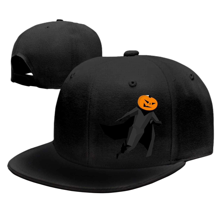 Women Men Unisex Pumpkin Snapback Hats Baseball Caps Baseball Caps