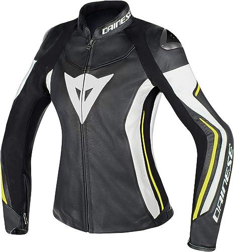 Dainese 2533760q9040 Chaqueta Moto Mujer, 40: Amazon.es ...