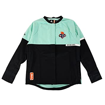 Amazon.com: adidas New York Liberty WNBA - Chaqueta para ...