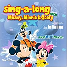 Sing Along with Mickey, Minnie and Goofy: Julianna (julie-ANNE-uh)