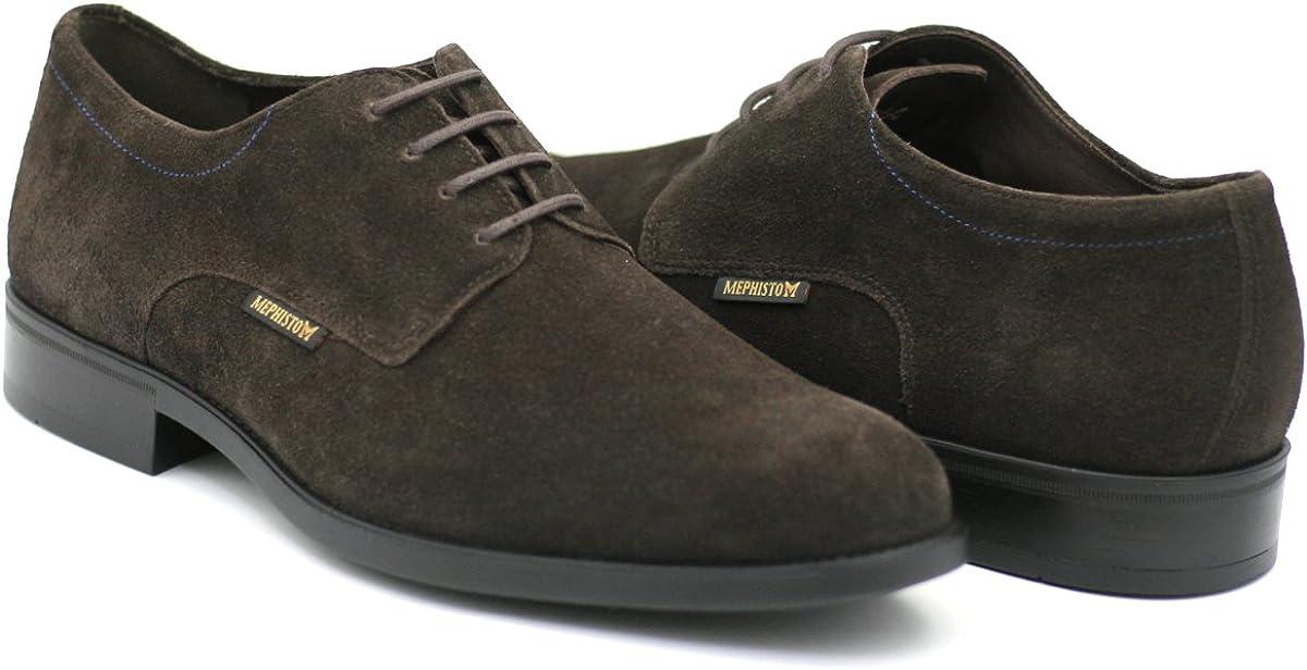 Mephisto Chaussures Cooper - Marron Dark Oak