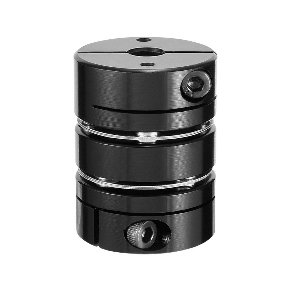 1.56 Elastomer Length 2.94 OD EPDM Rubber Lovejoy 35350 Size 5JE Solid Design S-Flex Coupling Sleeve 240 in-lbs Nominal Torque