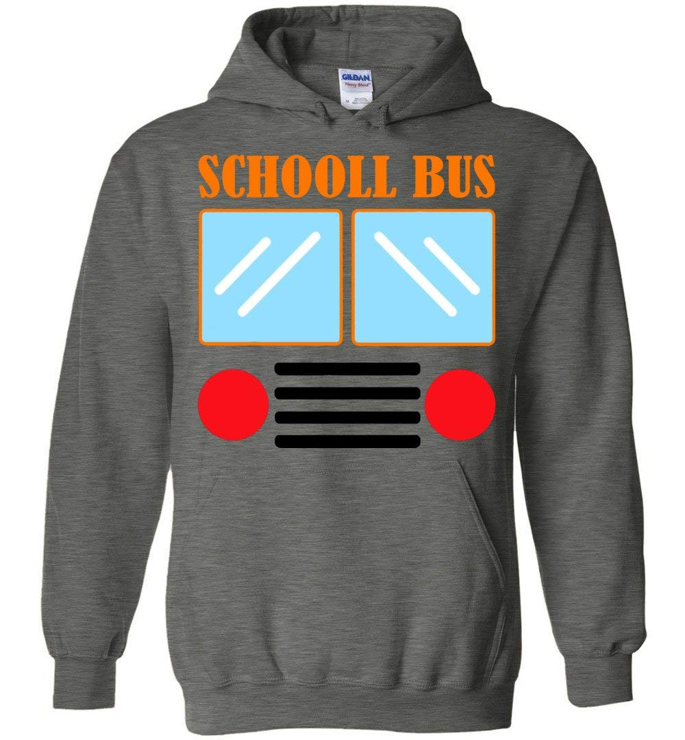 School Bus Funny Cool Gift Adult Shirts