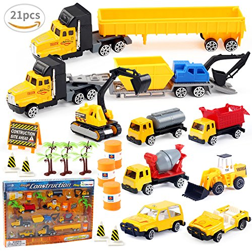Fun Little Toys Construction Educational product image