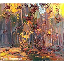 20 Color Paintings of Tom Thomson - Canadian Post Impressionist Painter (August 5, 1877 - July 8, 1917)