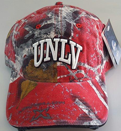 NCAA New UNLV Las Vegas Rebels Adjustable Buckle Cap by NCAA