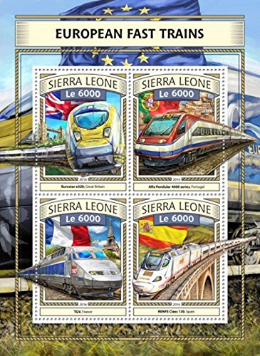 Sierra Leone - 2016 European Trains - 4  - Britain Sierra Leone Shopping Results