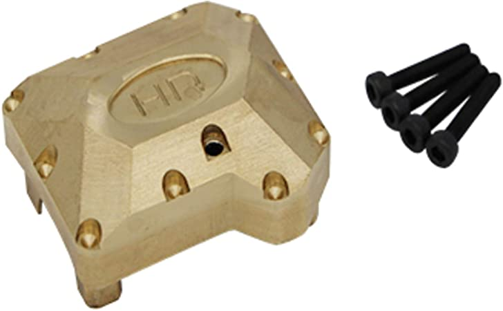 Brass Axle Diff Cover Heavy Weight for RC Axial SCX10 90046 90047 Traxxas TRX-4