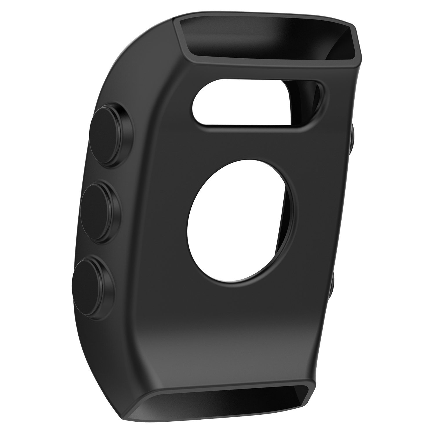 Feskio Polar M400/M430 Watch Replacement Band Cover Protector Sleeve, Soft Silicone Shock-Proof and Shatter-Resistant Sleeve Band Cover Protective ...