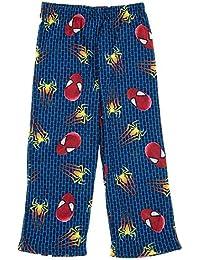 Comics Big Boys Spider-man Blue Pajama Pants