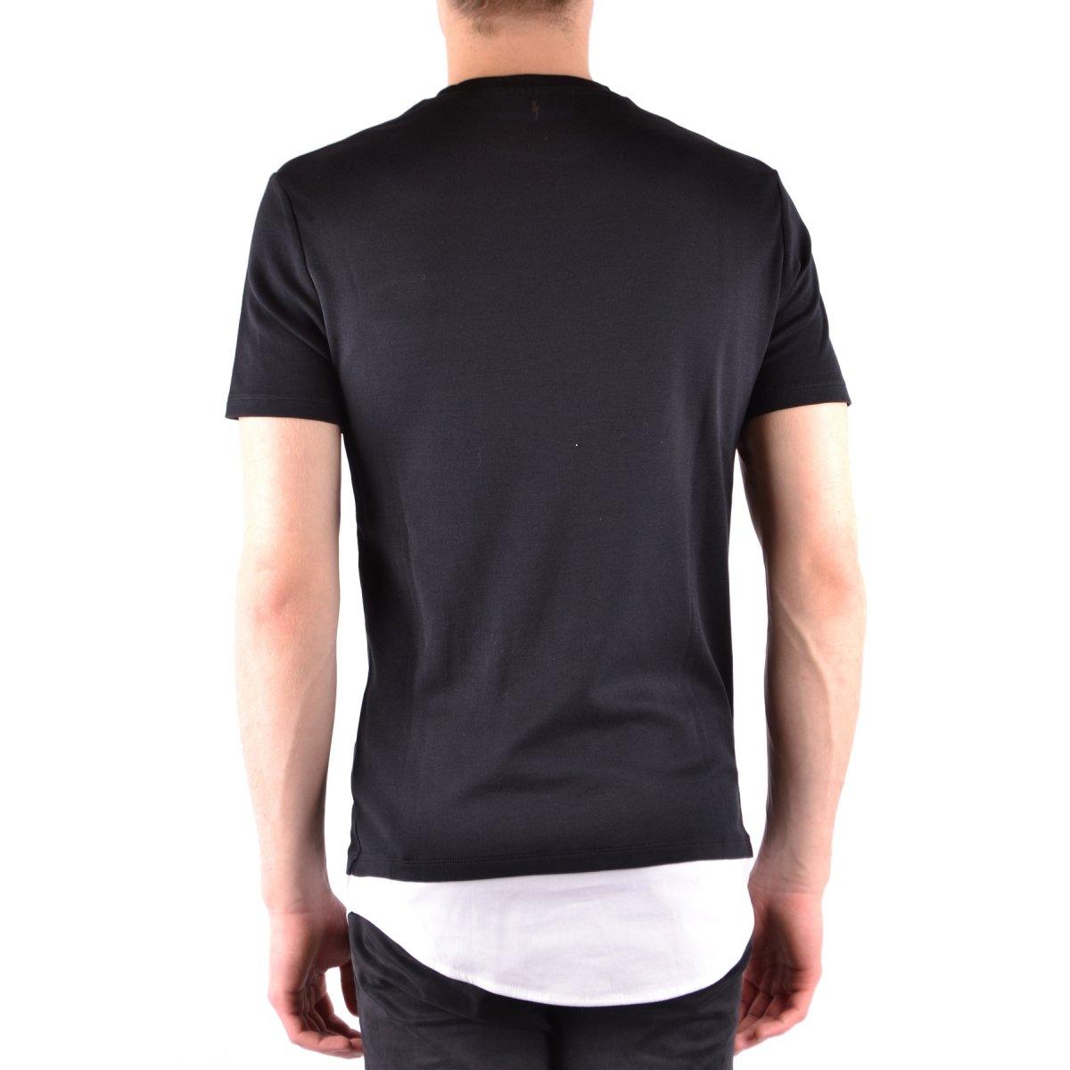 Neil Barrett T-Shirt Black by Neil Barrett (Image #4)