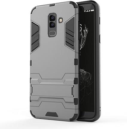 OFUPara Samsung Galaxy J6 2018 Smartphone, Híbrido Caja de la ...