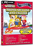 Kid's Academy - Key Stage 1 Phonic Spelling and English  - 4-7 Years (PC CD)