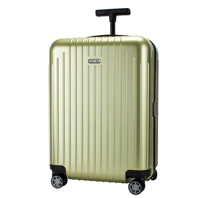 [ リモワ ] RIMOWA サルサエアー 38L 4輪 820.53.36.4 キャビンマルチホイール キャリーバッグ ライムグリーン Salsa Air Cabin MultiWheel lime green スーツケース [並行輸入品] B0734RZH5S