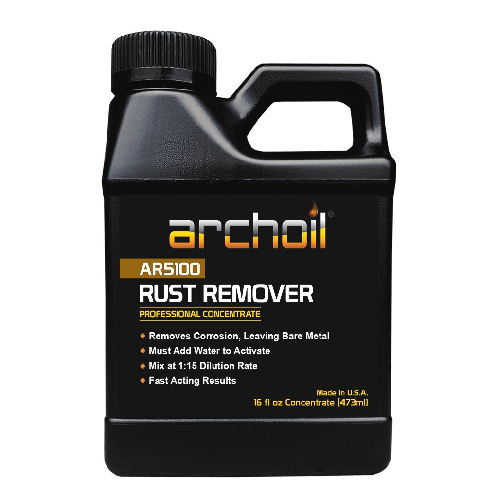 Archoil AR5100 Rust Remover (16oz) Super Concentrate - 1:15 Dilution AR5100-16