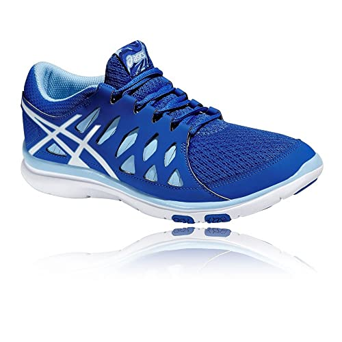 51615a3e58 ASICS GEL-FIT TEMPO 2 Women s Fitness Shoes (S563N)  Amazon.co.uk ...