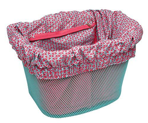 Pink Triangles (Basket Liner Patterns)