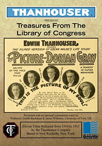 Thanhouser Treasures from the Library of Congress