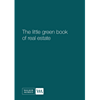 The little green book of real estate