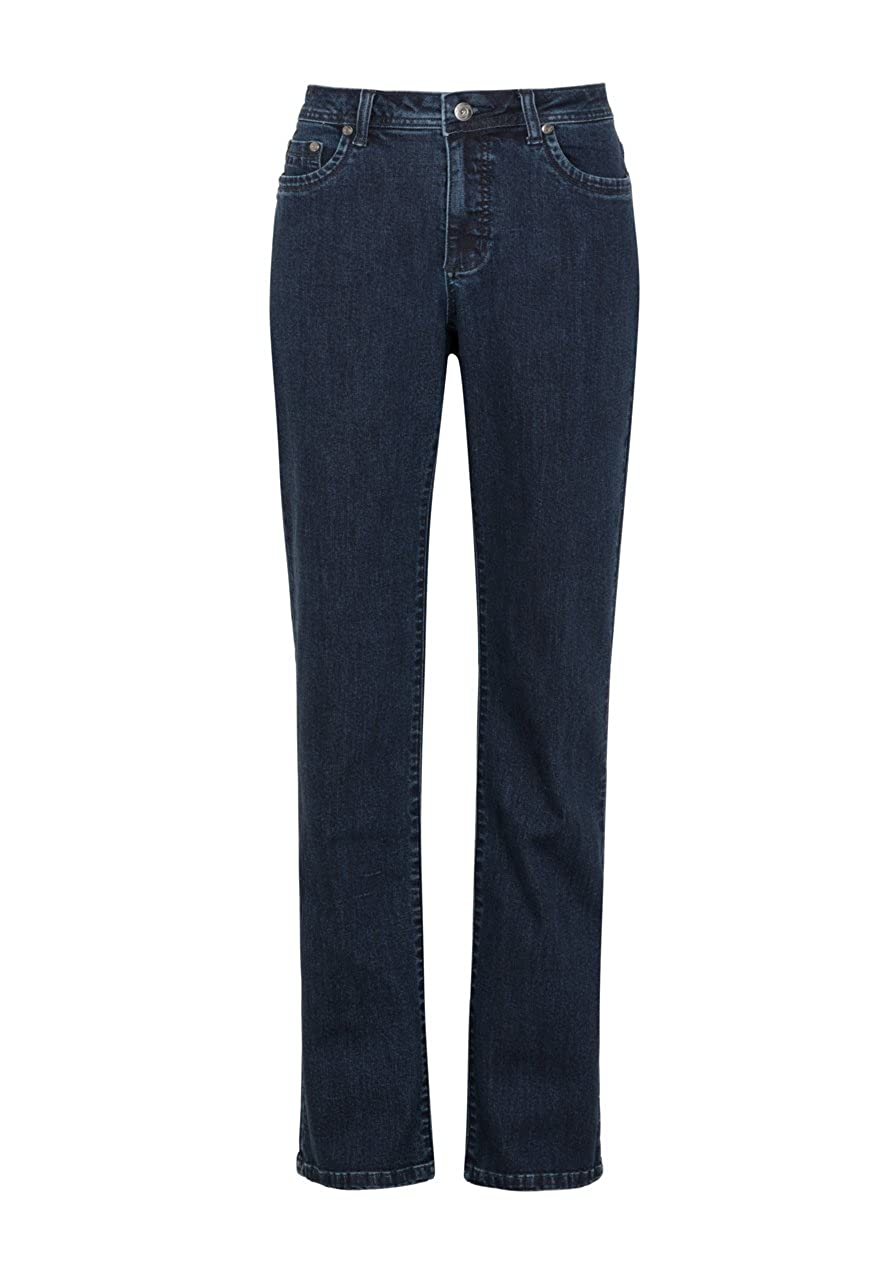 649c6ac6d6ccd6 Million X Damen Jeans New Linda Basic: Amazon.de: Bekleidung