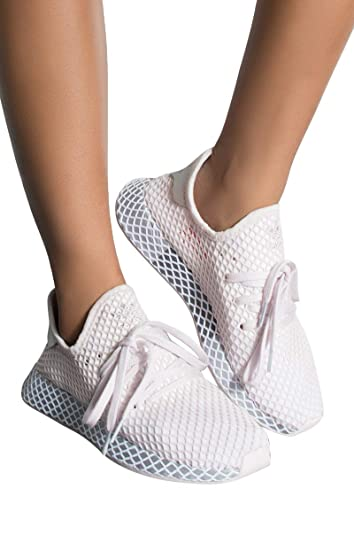 6cab109e4b984 Image Unavailable. Image not available for. Color  adidas Deerupt Runner W