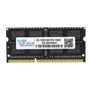 DyNamic Memoria del Ordenador Portátil De Vaseky Ddr3 2G 1333Hz Ddr4 4G 1600Hz 8G 1600Hz 16G 2400 16G 2400Hz: Amazon.es: Electrónica