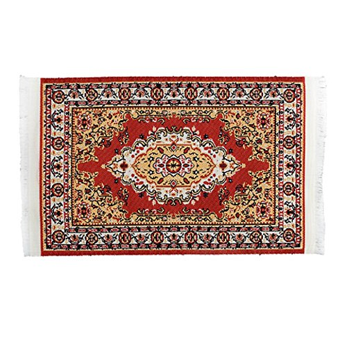 It's Totally Minis Dollhouse Miniatures Persian Rug, for sale  Delivered anywhere in USA