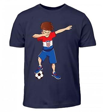 Polen Mädchen T-Shirt Trikot Team Name /& NR Druck Fußball  WM 2018